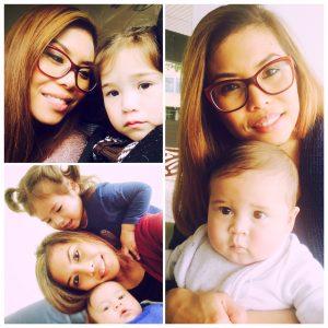 Jayne and kids